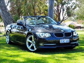 2012 BMW 3 SERIES 320d E93 CONVERTIBLE