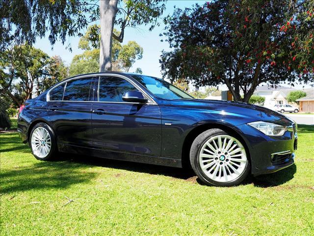 2013 BMW 3 SERIES 328i Luxury Line F30 SEDAN