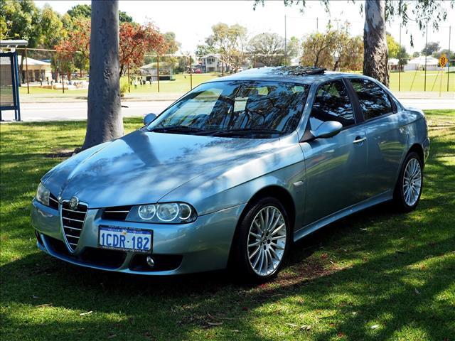 2005 ALFA ROMEO 156 V6 (No Series) SEDAN