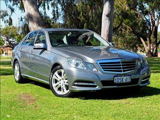 2011 MERCEDES-BENZ E-CLASS E220 CDI BlueEFFICIENCY Avantgarde W212 SEDAN