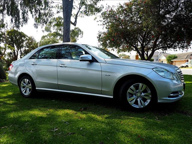 2011 MERCEDES-BENZ E-CLASS E220 CDI BlueEFFICIENCY Elegance W212 SEDAN