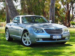2005 CHRYSLER CROSSFIRE  ZH COUPE