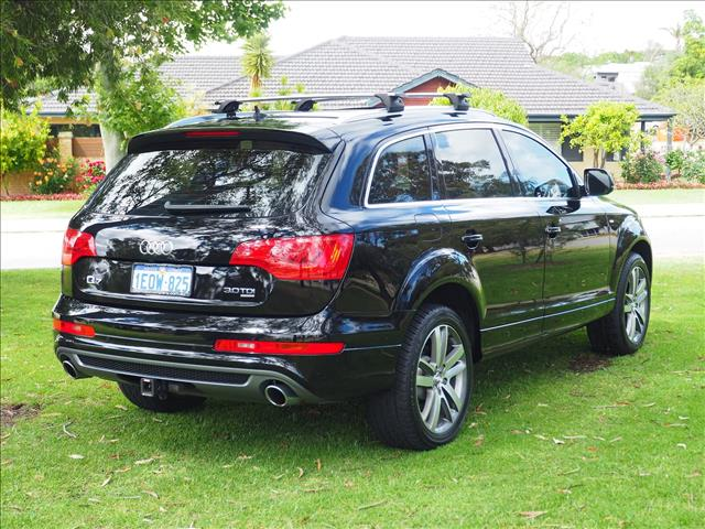 2011 AUDI Q7 TDI (No Series) WAGON
