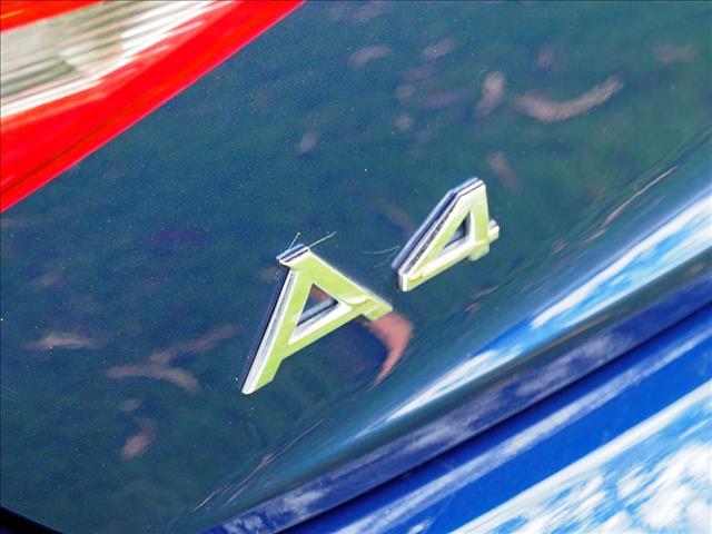 2014 AUDI A4  B8 SEDAN