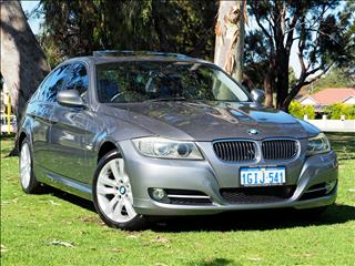 2010 BMW 3 SERIES 320d Executive E90 SEDAN