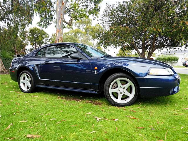 2001 FORD MUSTANG Cobra (No Series) COUPE