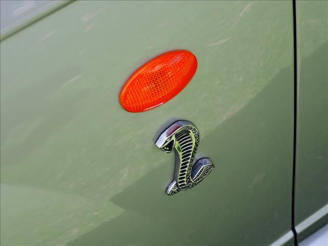 2001 FORD MUSTANG Cobra (No Series) CONVERTIBLE