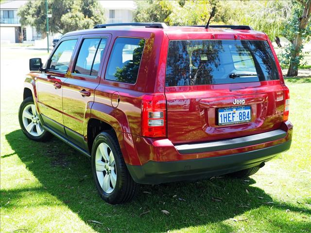 2012 JEEP PATRIOT Sport MK WAGON