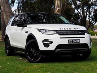 2016 LAND ROVER DISCOVERY SPORT Si4 SE L550 WAGON
