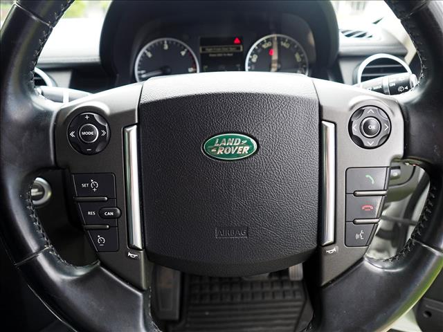 2012 LAND ROVER DISCOVERY 4 TdV6 Series 4 WAGON