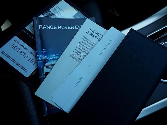 2013 LAND ROVER RANGE ROVER EVOQUE Si4 Pure Tech L538 WAGON