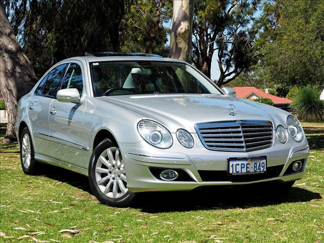 2007 MERCEDES-BENZ E-CLASS E350 Elegance W211 SEDAN