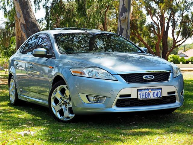 2007 FORD MONDEO XR5 Turbo MA HATCHBACK