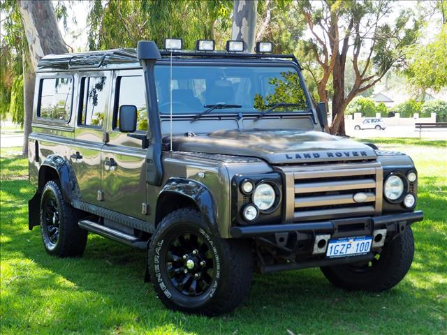 2011 LAND ROVER DEFENDER  110 WAGON