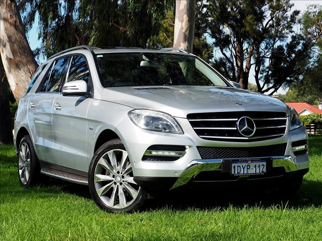 2012 MERCEDES-BENZ M-CLASS ML350 BlueTEC W166 WAGON
