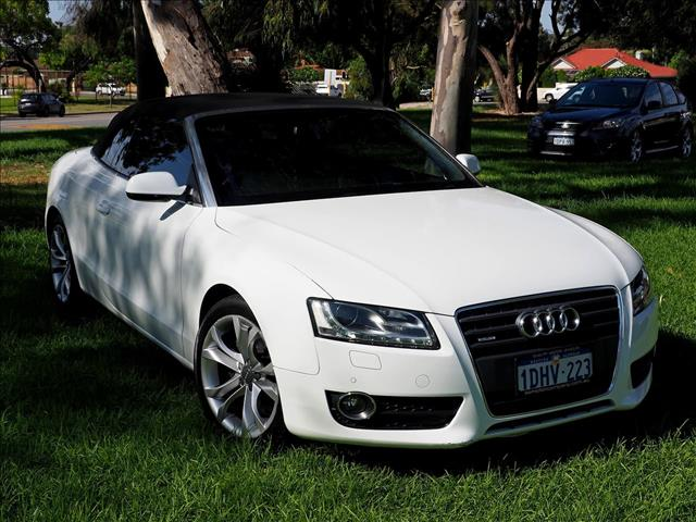 2010 AUDI A5  8T CABRIOLET