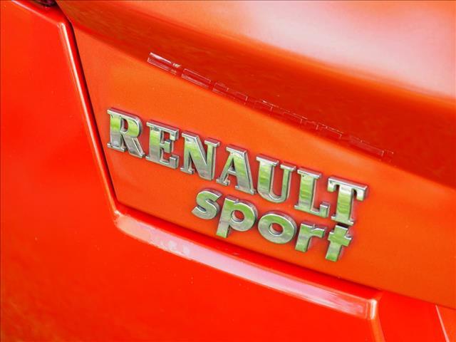 2005 RENAULT MEGANE Sport 225 II B84 HATCHBACK
