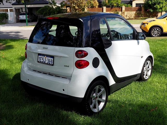 2010 SMART FORTWO pulse mhd 451 COUPE
