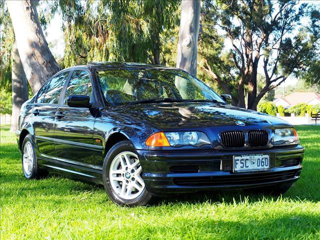 2000 BMW 3 SERIES 318i Executive E46 SEDAN
