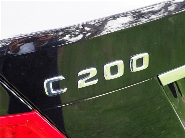 2010 MERCEDES-BENZ C-CLASS C200 CGI Classic W204 SEDAN