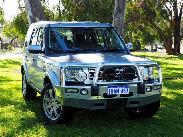 2009 LAND ROVER DISCOVERY 4 TdV6 SE Series 4 WAGON