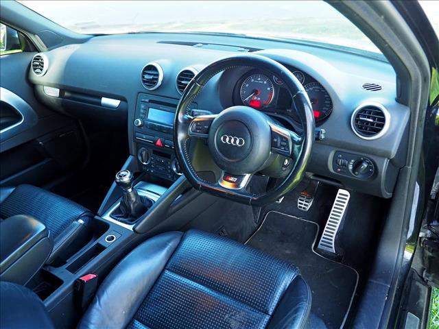 2008 AUDI S3  8P HATCHBACK