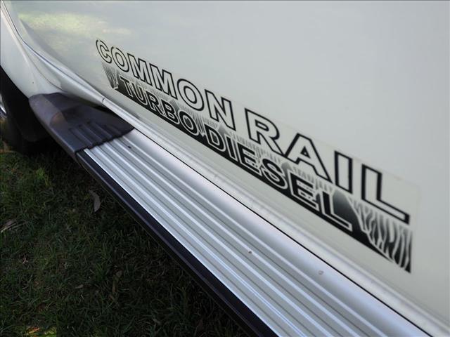 2010 NISSAN PATROL ST GU 7 WAGON