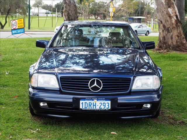 1996 MERCEDES-BENZ SL-CLASS SL280 R129 ROADSTER