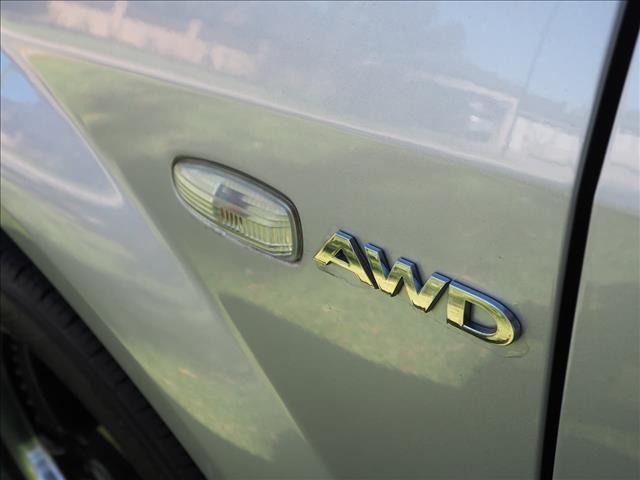 2006 FORD TERRITORY Ghia SY WAGON