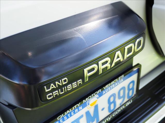 2008 TOYOTA LANDCRUISER PRADO Grande GRJ120R WAGON