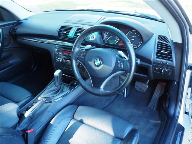2008 BMW 1 SERIES 125i E82 COUPE