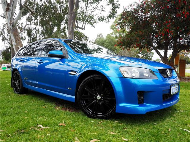 2010 HOLDEN COMMODORE SS VE WAGON