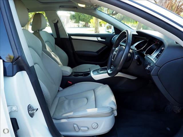 2010 AUDI A5  8T HATCHBACK