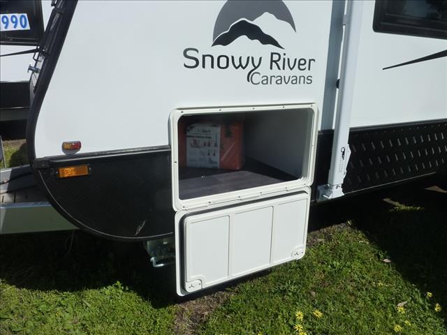 NEW 2019 SNOWY RIVER SR19 21FT ENSUITE CARAVAN ON SALE NOW