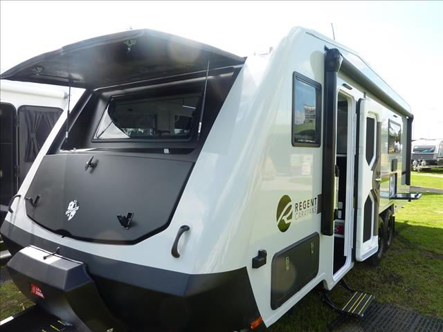 NEW 2021 REGENT RCC220 CRUISER TOURING CARAVAN - SOLD