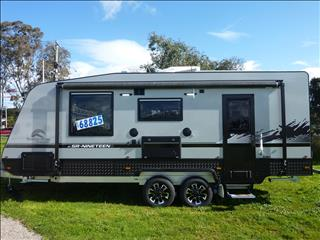 NEW 2020 SNOWY RIVER SR19S 21FT CARAVAN WITH SLIDE OUT LOUNGE ON SALE NOW