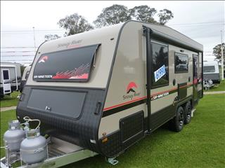 NEW 2020 SNOWY RIVER SR19 21FT ENSUITE CARAVAN