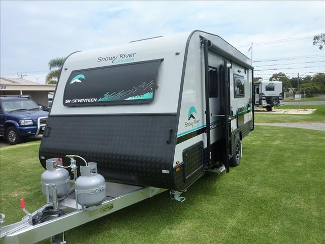 NEW 2020 SNOWY RIVER SR17 MODEL - 18 FT EXT. BODY WITH FULL ENSUITE