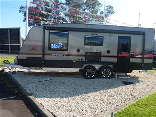 NEW 2020 SNOWY RIVER SR20 21FT ENSUITE CARAVAN ON SALE NOW
