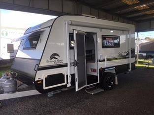 NEW 2019 SNOWY RIVER SR15 FULL ENSUITE CARAVAN