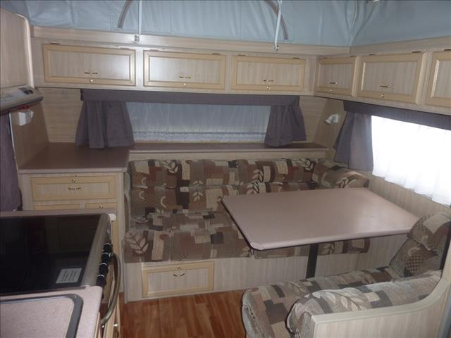 2004 MAJESTIC 17FT GOLD TOURER POP TOP ON SALE NOW