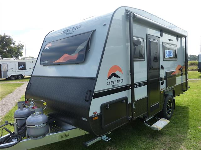 NEW 2021 SNOWY RIVER SRC16 16 FT ENSUITE CARAVAN ON SALE NOW