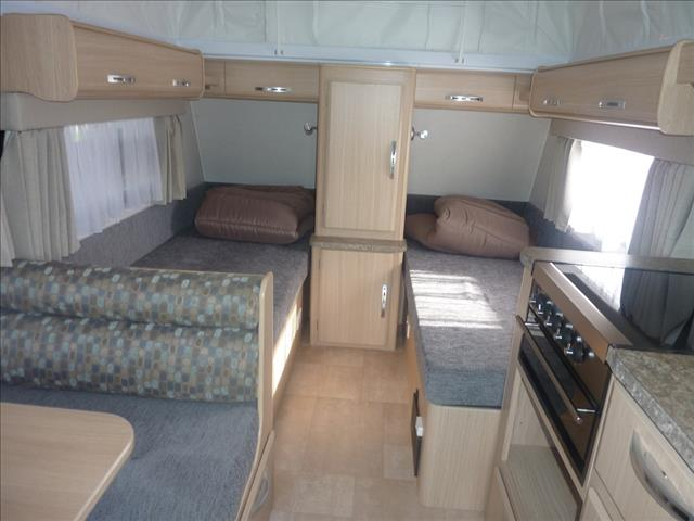 2011 13FT JAYCO STARCRAFT OUTBACK POP TOP
