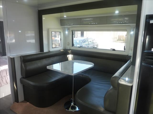 NEW 2019 SNOWY RIVER 21FT CARAVAN SR19S WITH SLIDE OUT LOUNGE