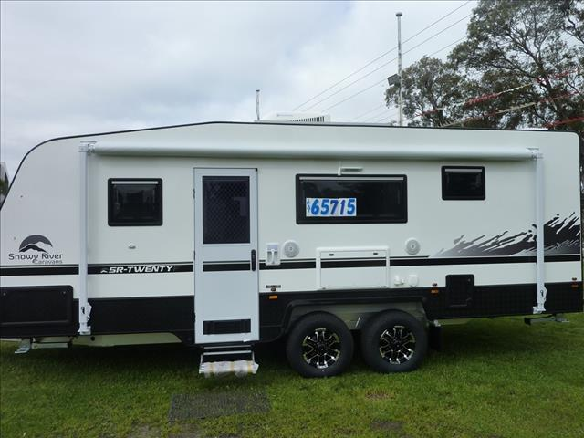 NEW 2020 SNOWY RIVER SR20F FAMILY ENSUITE CARAVAN
