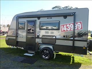 NEW 2019 SNOWY RIVER SR15 ENSUITE CARAVAN ON SALE NOW