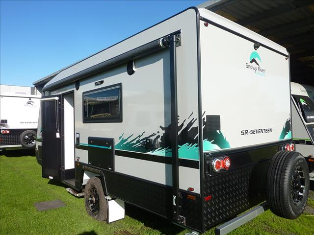 NEW 2020 SNOWY RIVER SR17 MODEL 18 FT EXT. BODY WITH FULL ENSUITE ON SALE NOW