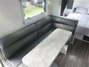 2019 AUSSIE RIDER 19ft 6IN TREASURE FAMILY BUNK CARAVAN