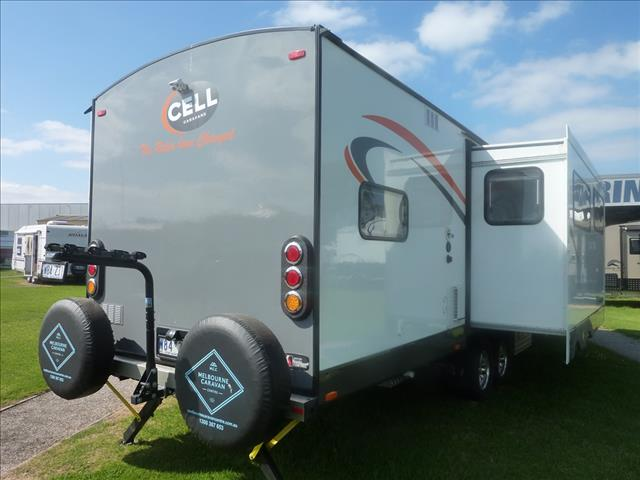 2015 CELL - THE HOMESTEAD MODEL 29FT -  FAMILY VAN