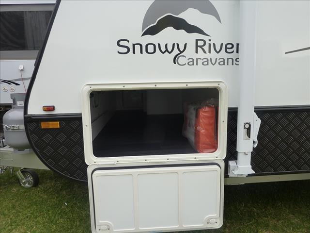 NEW 2019 SNOWY RIVER SR17 MODEL 18 FT WITH FULL ENSUITE